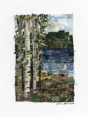 11/19/21 Friday: Ann Loveless - Lake Mosaic