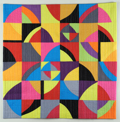 9/17/21 Friday: Cindy Grisdela - Fearless Curved Piecing