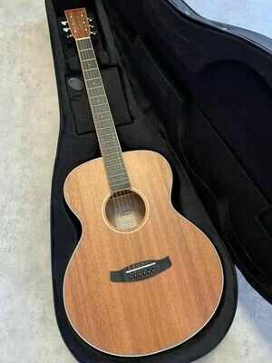 Tanglewood Solid Top Mahogany Acoustic Folk Guitar