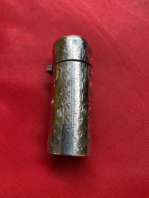 Silver Perfume Bottle Hallmarked Birmingham 1912