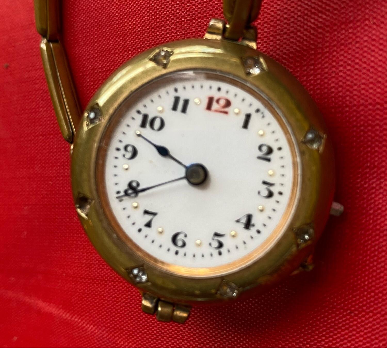 Vintage Ladies Wrist Watch - Swiss Made 'Medana' Movement - Not Working