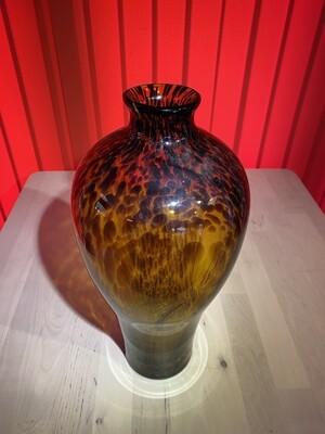 Beautiful Large Glass Vase