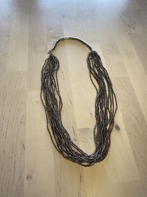 Multi Strand Costume Jewellery Necklace