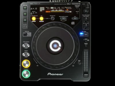 CD PIONEER CDJ 1000 MKII