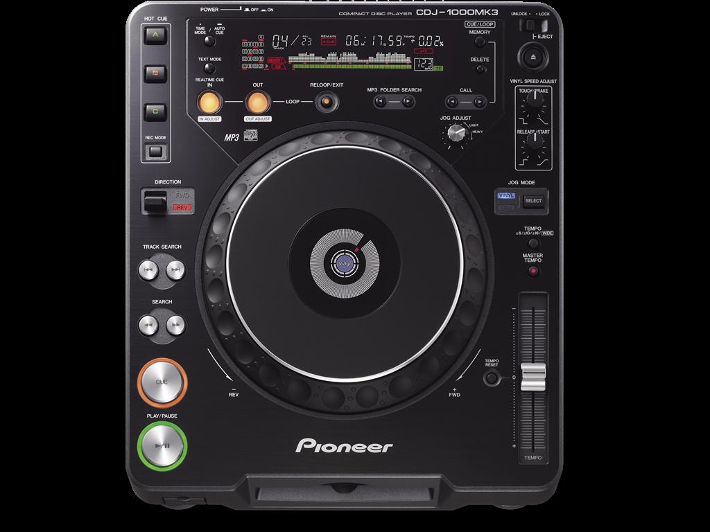 CD PIONEER CDK 1000 MKIII