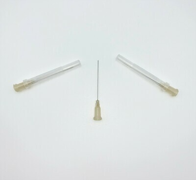 26g Blunt End Needles - Sterile