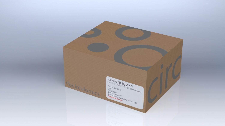 Nanobind CBB Big DNA Kit (Cells, Bacteria, Blood)