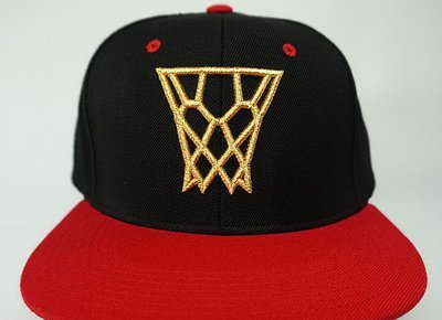 Next  Red/Black Gold Net Snapback Red/Black Gold Net Snapback