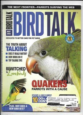BirdTalk Magazine May 2002