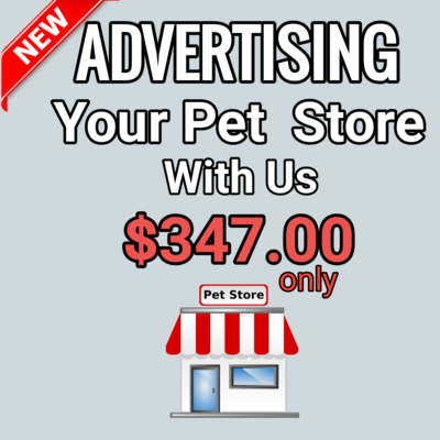 Advertise Your Pet Store With Us