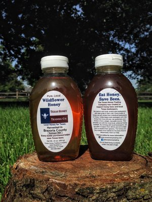 Wildflower Honey (1 pound)