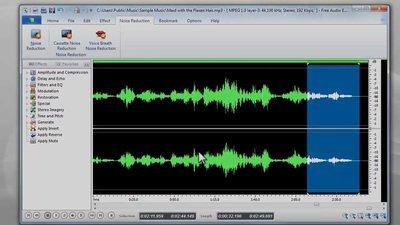 Noise Reduction - Improve Audio File Sound Quality