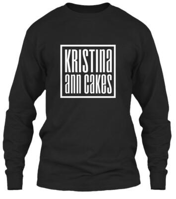 Kristina Ann Cakes Classic Long Sleeve Tee