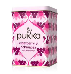Organic Pukka Tea Pack