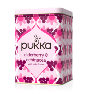 Organic Pukka Tea Pack