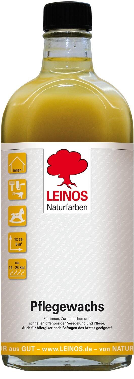 Leinos Pflegewachs 0,25 l