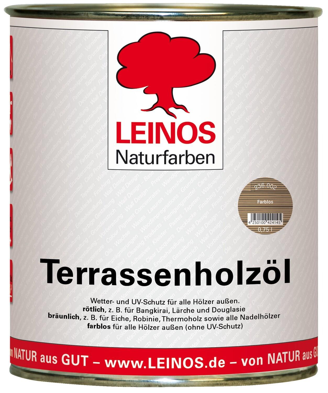 Terrassenholzöl 0,75 l