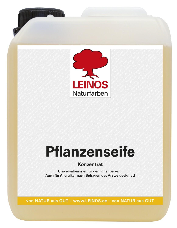 Leinos Pflanzenseife 2,5 l