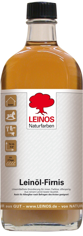 Leinöl-Firnis 0,25 l