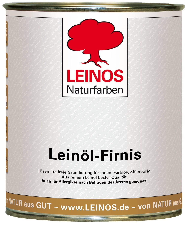 Leinöl-Firnis 0,75 l