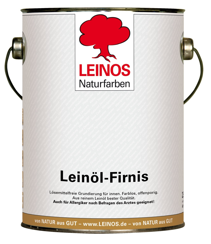 Leinöl-Firnis 2,5 l