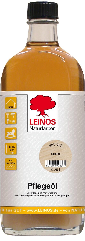 Leinos Pflegeöl 0,25 l