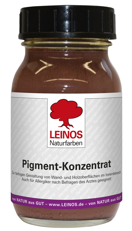 Leinos Pigment-Konzentrat, 668.306 Eisenoxid Mahagoni