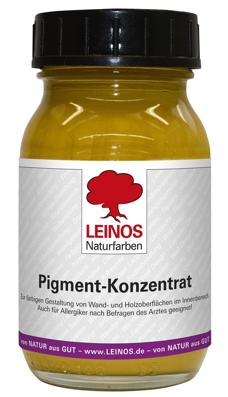 Leinos Pigment-Konzentrat, 668.309 Ocker-Gelb