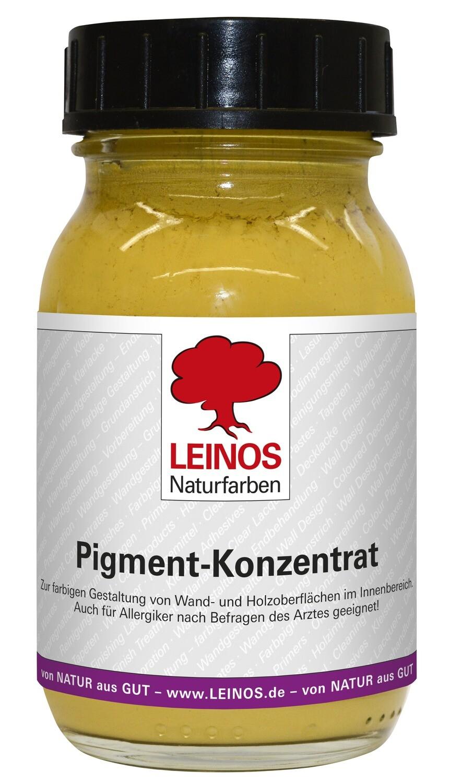 Leinos Pigment-Konzentrat, 668.307 Oxid-Gelb