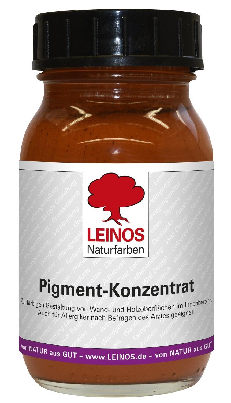 Leinos Pigment-Konzentrat, 668.312 Ocker-Rot