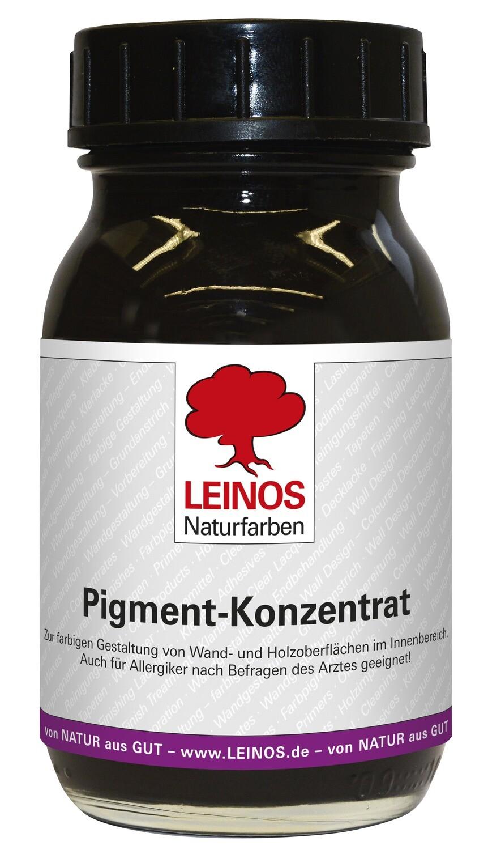 Leinos Pigment-Konzentrat, 668.320 Ebenholz-Schwarz