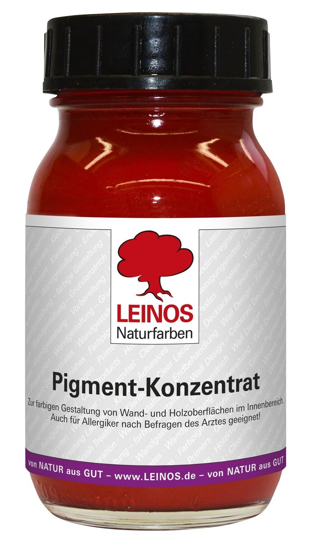 Leinos Pigment-Konzentrat, 668.337 Krapp-Dunkelrot