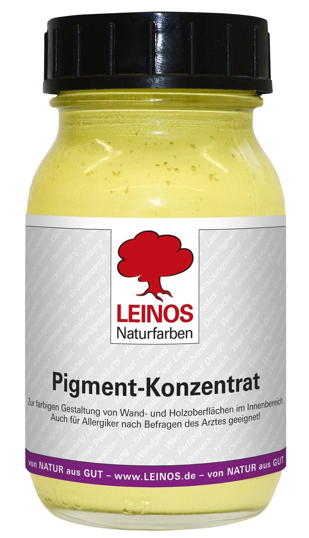 Leinos Pigment-Konzentrat, 668.326 Sonnen-Gelb