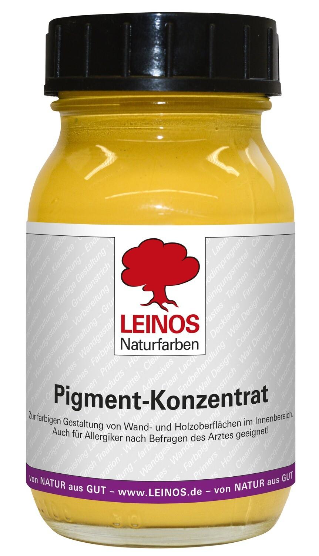 Leinos Pigment-Konzentrat, 668.333 Mais-Gelb