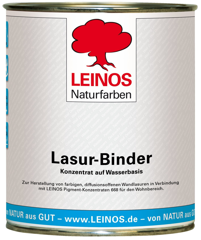 Leinos Lasur-Binder 0,75 l