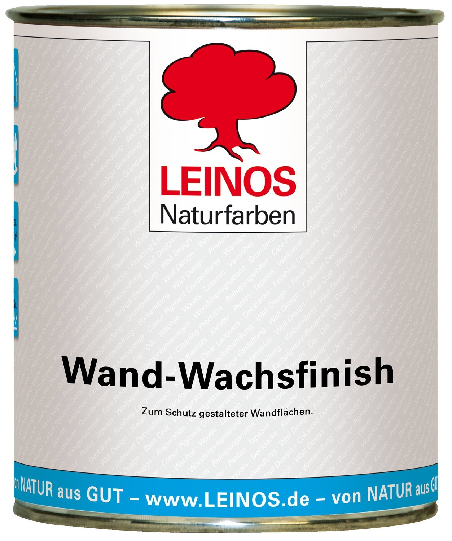 Leinos Wand-Wachsfinish 0,75 l
