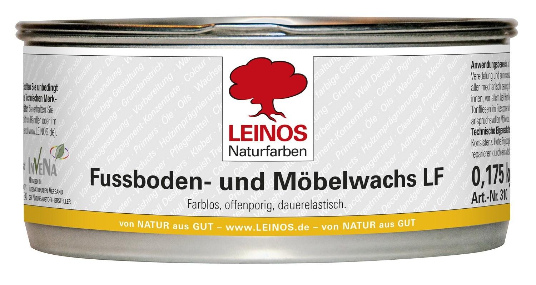Leinos Fußboden- und Möbelwachs 175 g