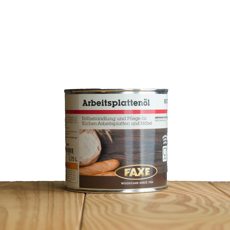 Faxe Arbeitsplattenöl natur 0,75 l