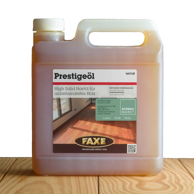 Faxe Prestige Öl natur 1,0 l