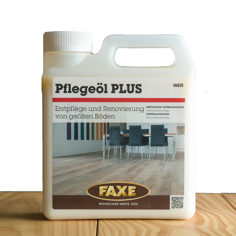 Faxe Pflegeöl Plus weiß 1,0 l