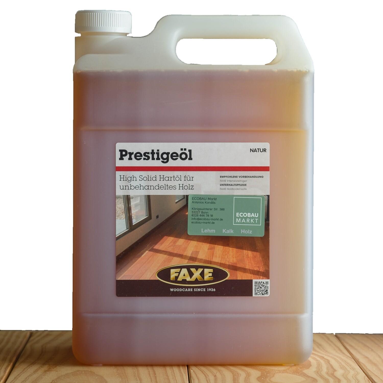 Faxe Prestige Öl natur 5,0 l