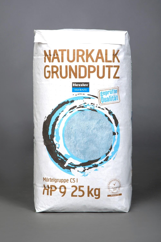 Hessler HP 9, Kalk Grundputz 25 kg