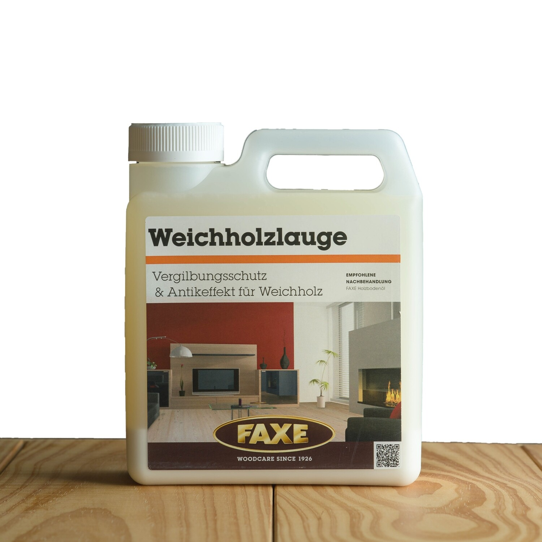 Faxe Weichholzlauge 1,0 l