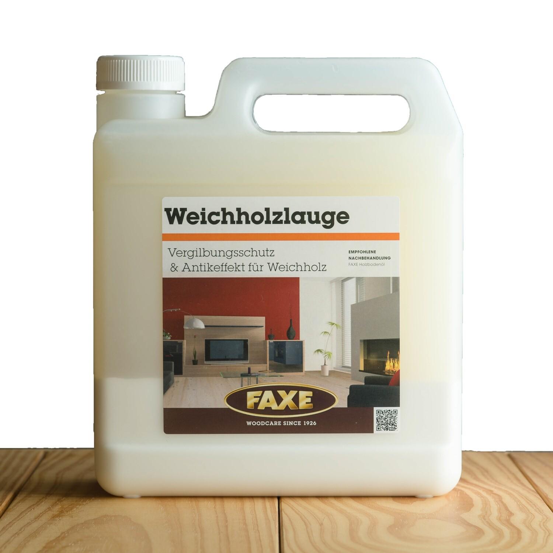 Faxe Weichholzlauge 2,5 l