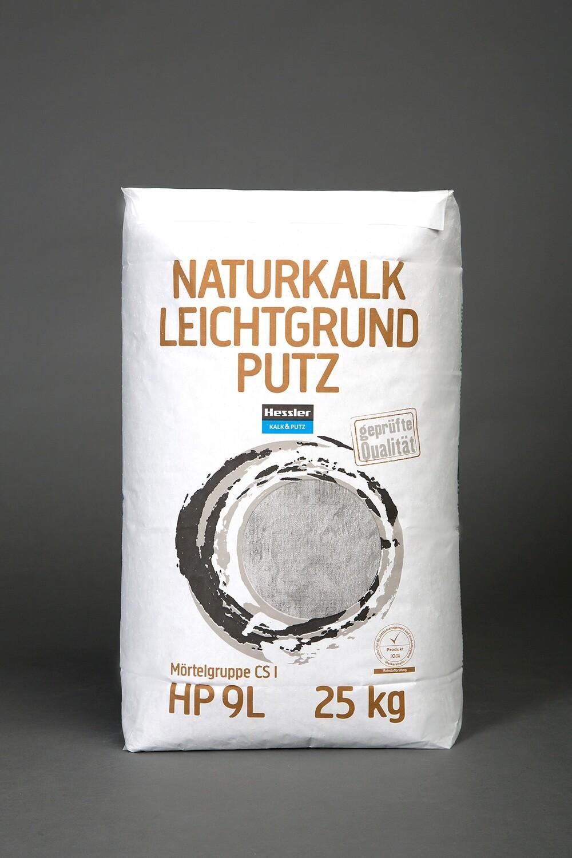 Hessler HP 9L Kalk-Leichtgrundputz 25 kg