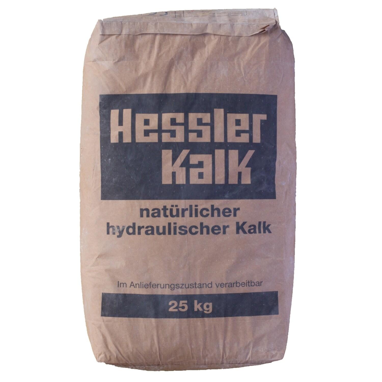 Natürlich Hydraulischer Kalk 25 kg, NHL 2