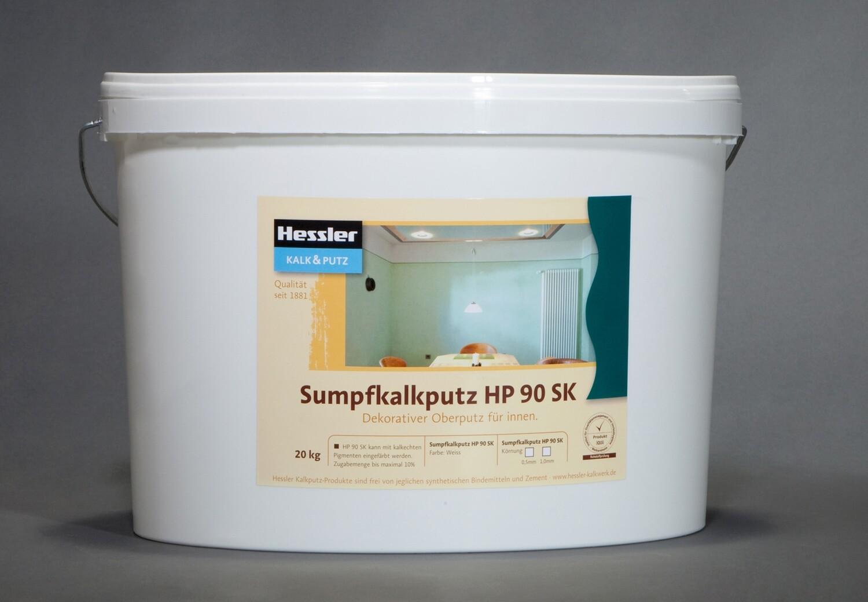 Hessler HP 90 SK Sumpfkalkputz  20 kg
