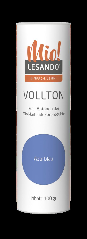 Mio! Vollton 100 g Azurblau