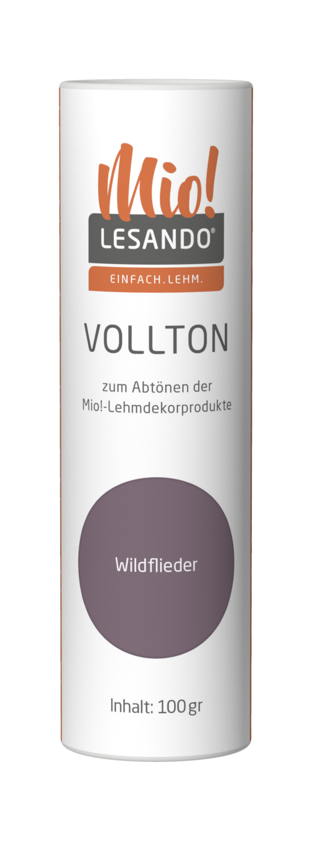 Mio! Vollton 100 g Wildflieder