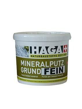 HAGA  Mineralputz-Grundierung fein für innen und außen